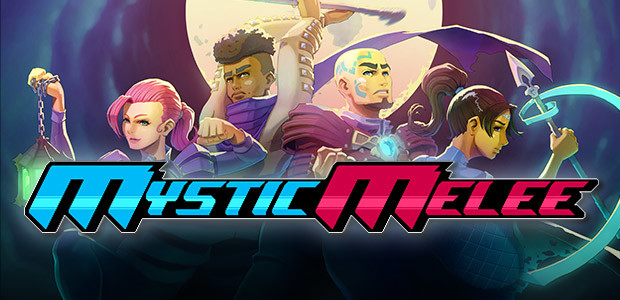 Mystic Melee - Cover / Packshot