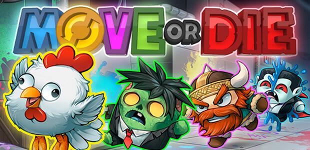 Move or Die - Cover / Packshot