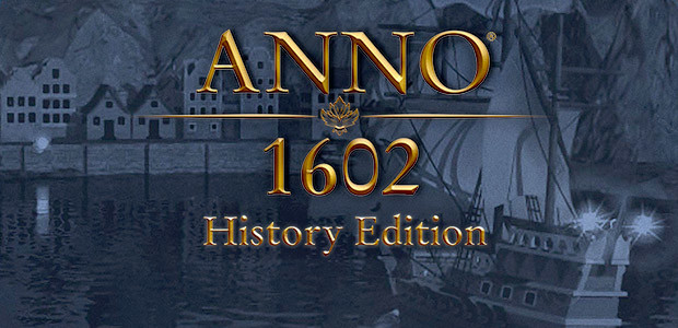 Anno 1602 History Edition - Cover / Packshot