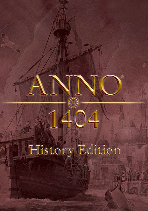Anno 1404 History Edition - Cover / Packshot