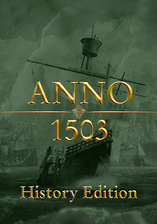 Anno 1503 History Edition - Cover / Packshot