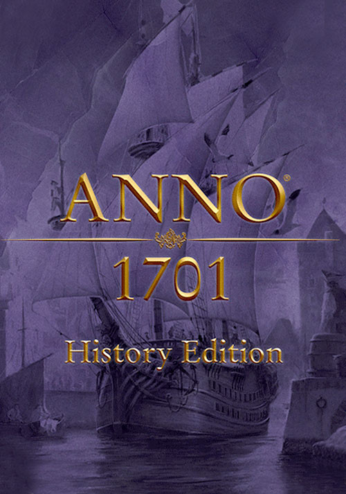 Anno 1701 History Edition - Cover / Packshot