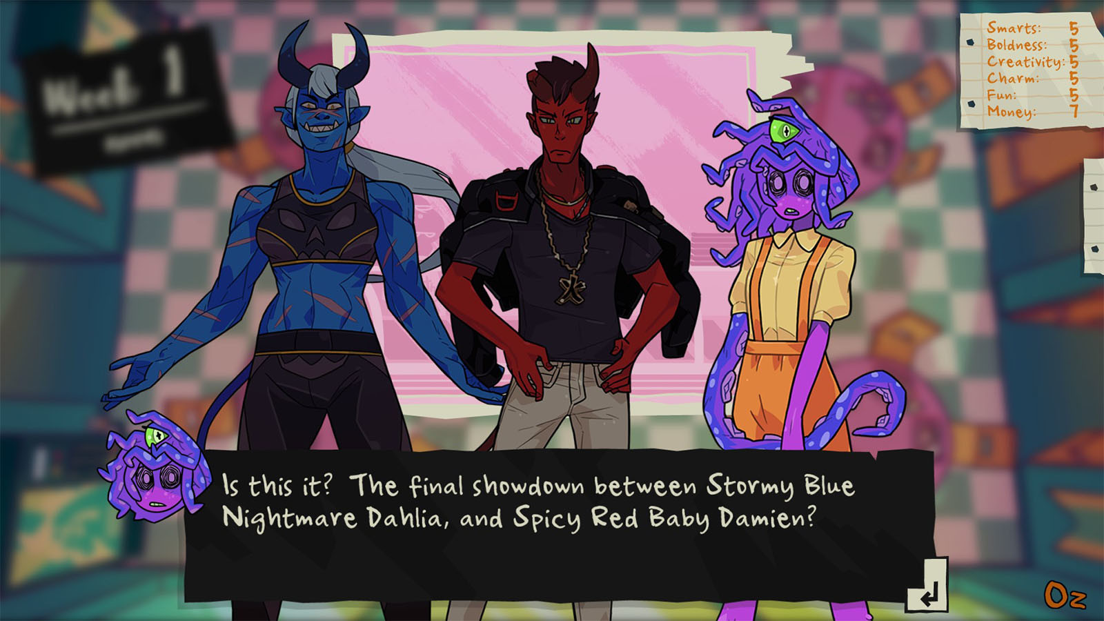 Monster Prom Second Term Steam Key For Pc Mac And Linux Buy Now