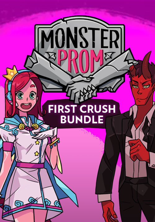Monster Prom: First Crush Bundle - Cover / Packshot