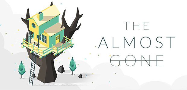 The Almost Gone - Cover / Packshot