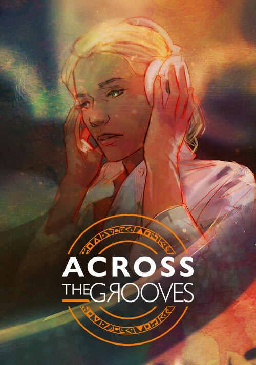Across the Grooves - Cover / Packshot