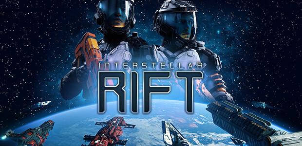 Interstellar Rift - Cover / Packshot