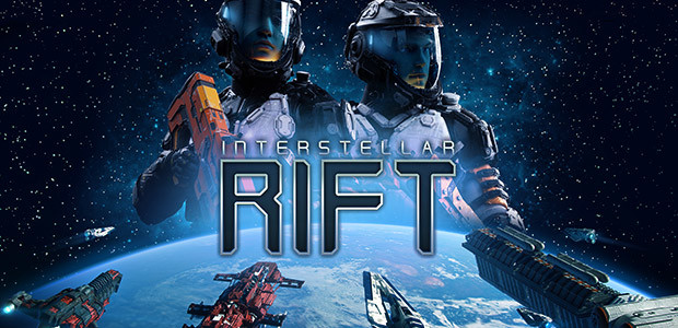 Interstellar Rift - Cover / Packshot