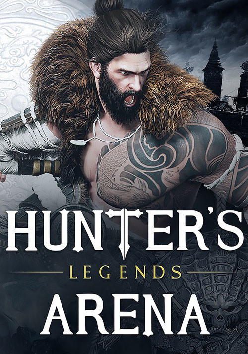 Hunter's Arena: Legends - Cover / Packshot