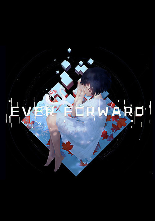 Ever Forward - Cover / Packshot