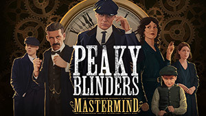 Peaky Blinders: Mastermind