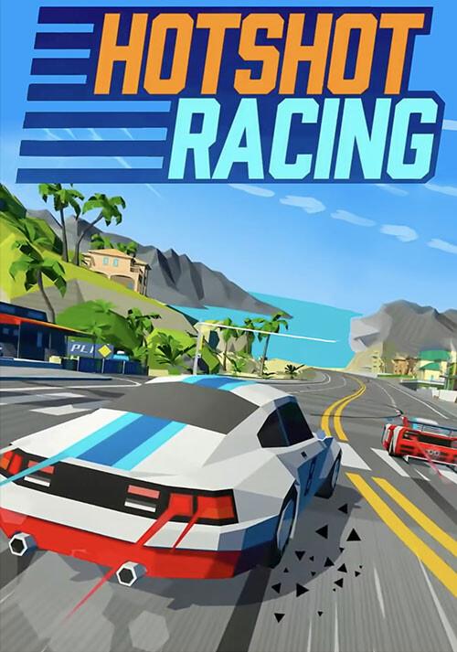 Hotshot Racing - Cover / Packshot