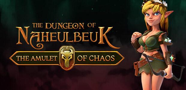 Le Donjon de Naheulbeuk : L'Amulette du Désordre - Cover / Packshot