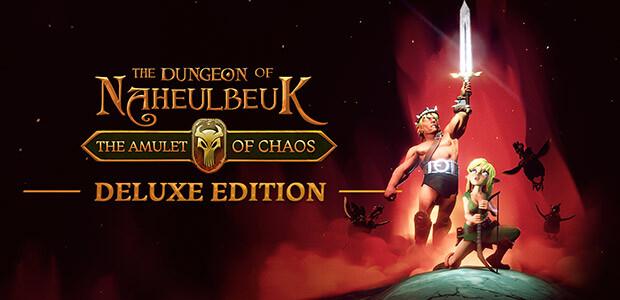 Le Donjon de Naheulbeuk : L'Amulette du Désordre - Edition Collector - Cover / Packshot