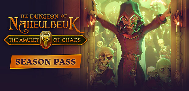 Le Donjon de Naheulbeuk - Season Pass - Cover / Packshot