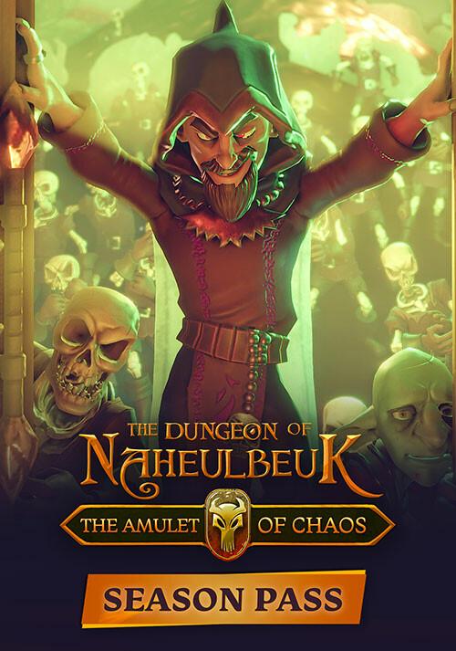 The Dungeon Of Naheulbeuk - Season Pass - Cover / Packshot