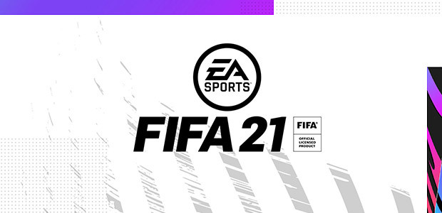 FIFA 21 Standard Edition - Cover / Packshot