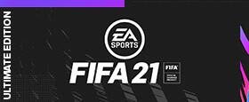FIFA 21 Ultimate Edition