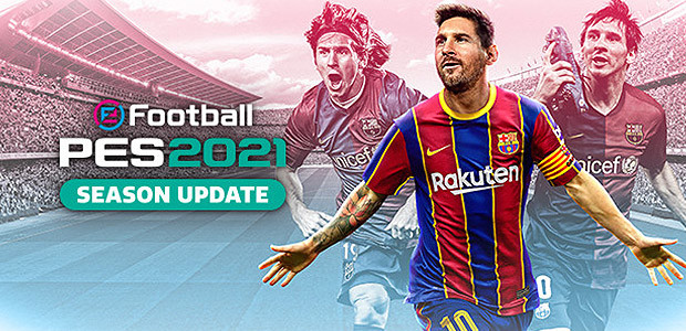 eFootball PES 2021 - Cover / Packshot