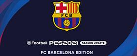 PES 2021 FC Barcelona Edition