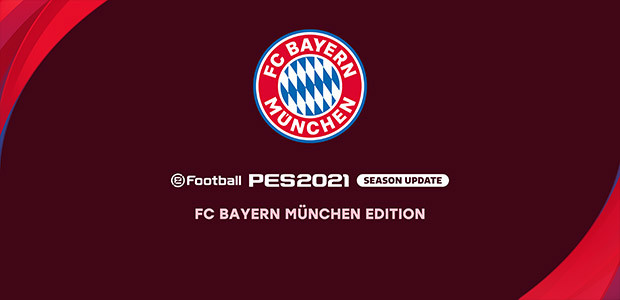 PES 2021 FC Bayern München Edition - Cover / Packshot