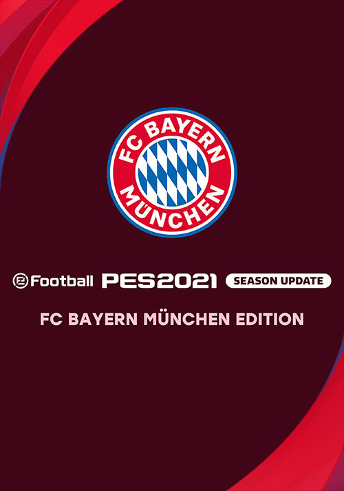 PES 2021 Club Bayern Munich Edition - Cover / Packshot