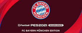 PES 2021 Club Bayern Munich Edition