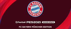PES 2021 Club Bayern Munich Edition