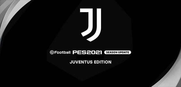 PES 2021 Club Juventus FC Edition - Cover / Packshot