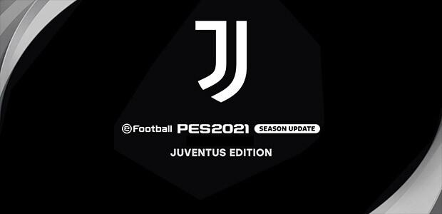 PES 2021 Club Juventus FC Edition - Cover / Packshot