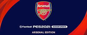 PES 2021 Club Arsenal Edition