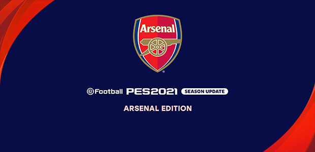 PES 2021 Club Arsenal Edition