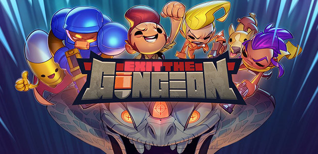 Exit the Gungeon - Cover / Packshot