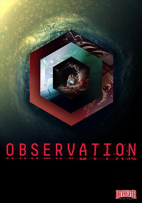 Observation - Cover / Packshot