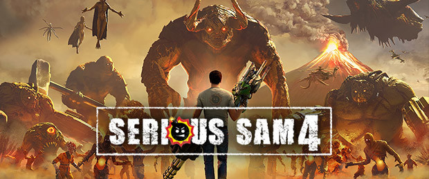 Serious Sam 4 gets ready for launch with a new story trailer!
