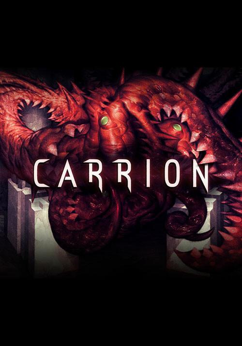 CARRION - Cover / Packshot