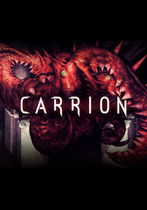 CARRION - Cover / Packshot