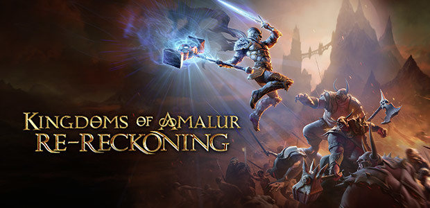 Kingdoms of Amalur: Re-Reckoning - Cover / Packshot