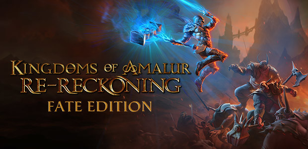 Kingdoms of Amalur: Re-Reckoning FATE Edition - Cover / Packshot