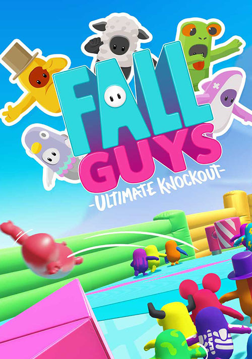 Fall Guys: Ultimate Knockout - Cover / Packshot