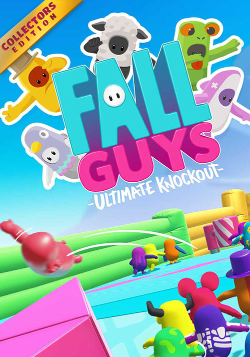 Fall Guys: Ultimate Knockout - Collector's Edition - Cover / Packshot