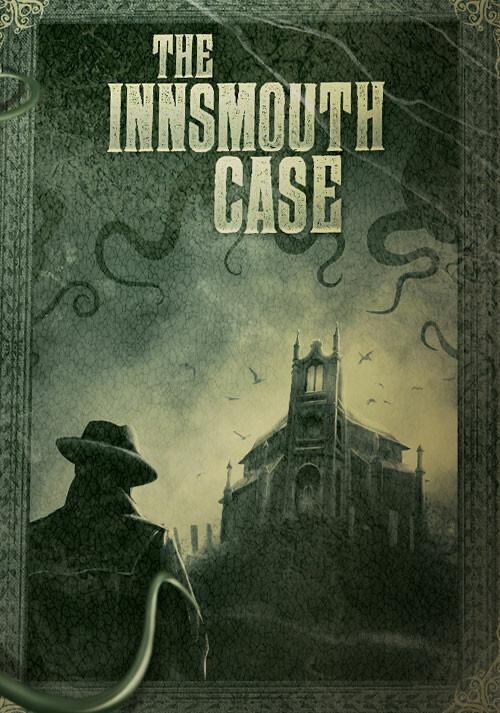 The Innsmouth Case - Cover / Packshot