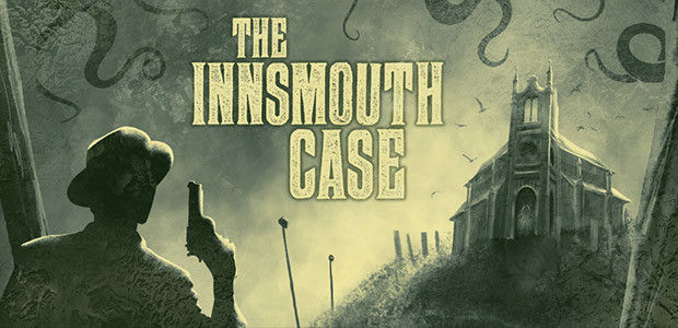 The Innsmouth Case - Cover / Packshot