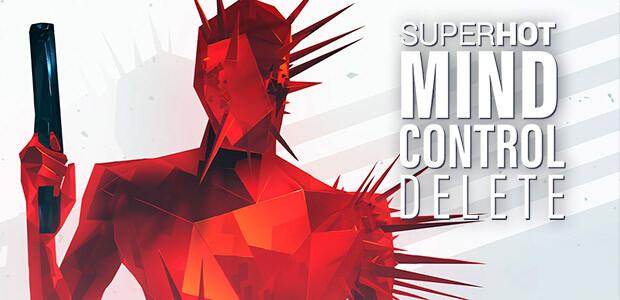 SUPERHOT: MIND CONTROL DELETE - Cover / Packshot