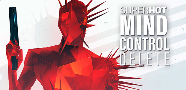 SUPERHOT: MIND CONTROL DELETE - Cover / Packshot