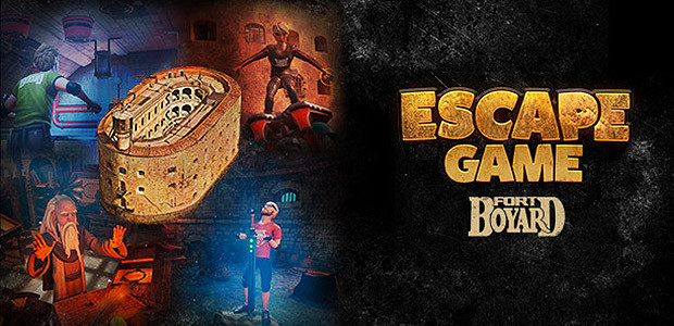 Escape Game Fort Boyard - Cover / Packshot