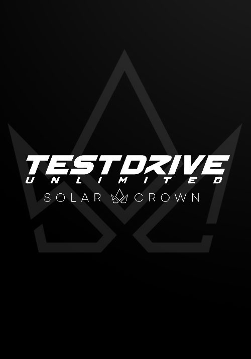 Test Drive Unlimited Solar Crown - Cover / Packshot