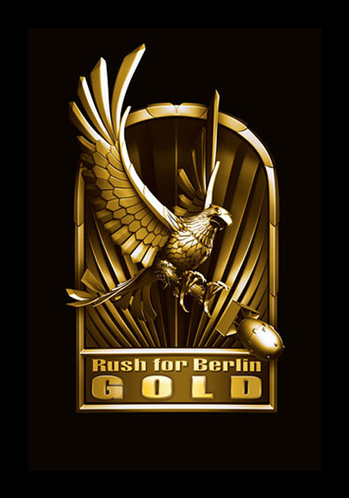 Rush for Berlin: Gold Edition - Cover / Packshot