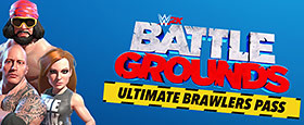 WWE 2K Battle Grounds: Ultimate Brawlers Pass