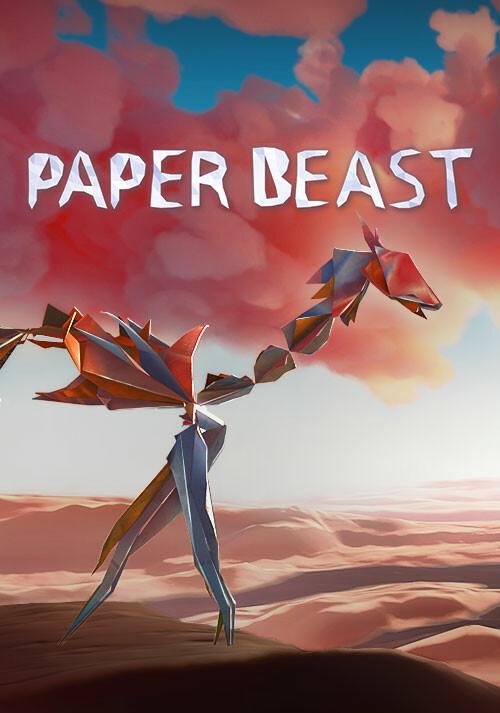 Paper Beast - Cover / Packshot